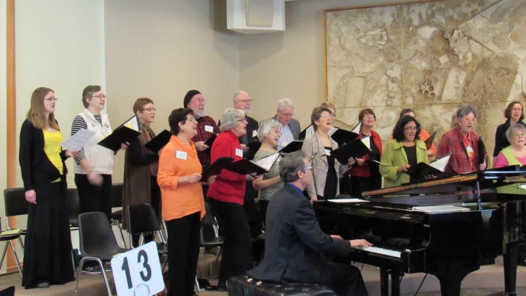 UUCW adult choir