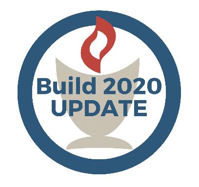 Build 2020 update
